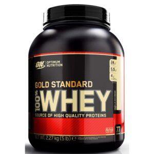Optimum Nutrition Gold Standard 100% Whey 2,28kg