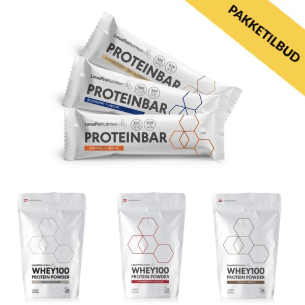 Starterpakken - Premium (med 12 bars)