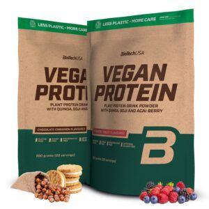 BioTechUSA Vegan Protein (2x500g)