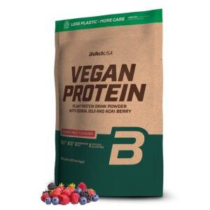BioTechUSA Vegan Protein 500g-Forrest Fruit