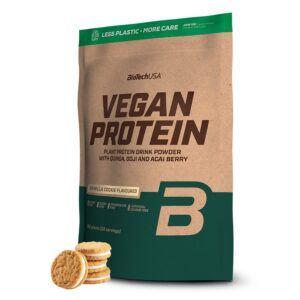 BioTechUSA Vegan Protein 500g-Vanilla Cookie