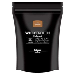Bodyman Whey Proteinpulver Chocolate 500g