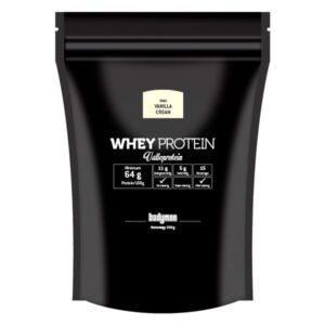 Bodyman Whey Proteinpulver Vanilla Cream 500g