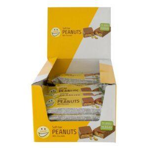 EASIS Soft Bar Peanuts (24x 30g)