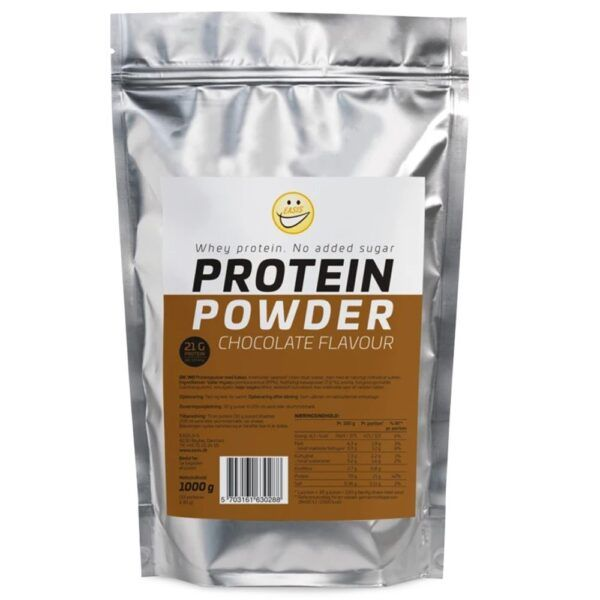 EASIS Whey Proteinpulver (1000g) - Chocolate