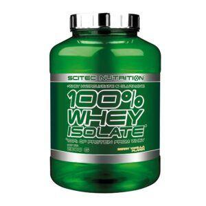 Scitec Nutrition 100% Whey Isolate (2000g)-Berry Vanilla