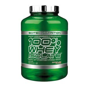 Scitec Nutrition 100% Whey Isolate (2000g)-Chocolate