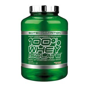 Scitec Nutrition 100% Whey Isolate (2000g)-Coconut