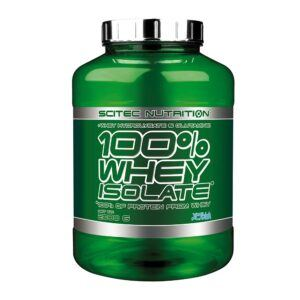 Scitec Nutrition 100% Whey Isolate (2000g)-Vanilla