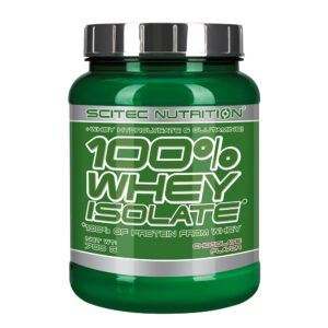 Scitec Nutrition 100% Whey Isolate (700g)-Chocolate