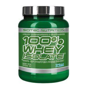 Scitec Nutrition 100% Whey Isolate (700g)-Vanilla