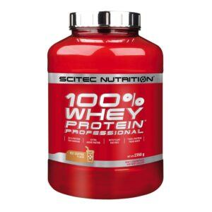 Scitec Nutrition 100% Whey Protein Professional (2350g)-Ice Coffee