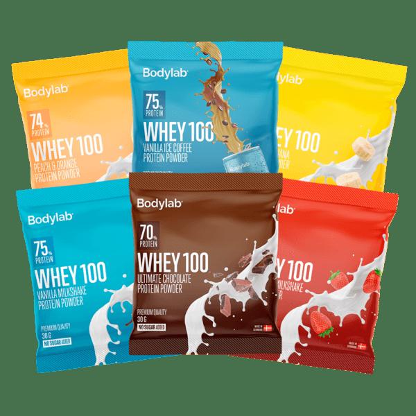 Bodylab Whey 100 (6x30 g)