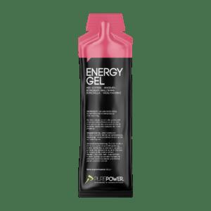 Energy Gel Koffein Hindbær 60 g