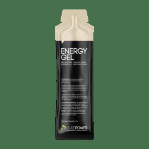 PurePower Energy gel - Neutral med 60 mg koffein - 60 gram