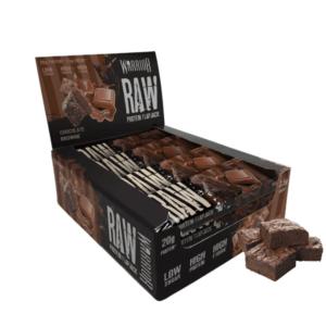 Warrior Raw Protein Flapjack 12x75g Chocolate Brownie