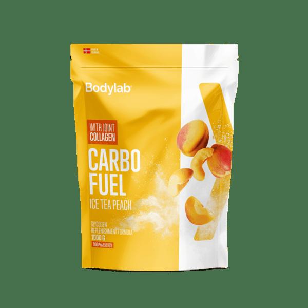 BodyLab Carbo Fuel Ice Tea Fersken (1 x 1 kg)