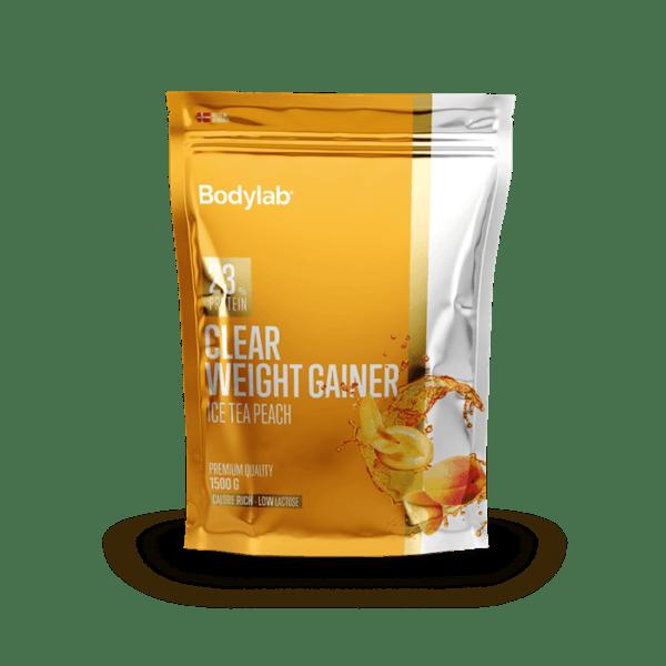 BodyLab Clear Weight Gainer Ice Tea Fersken (1 x 1,5 kg)