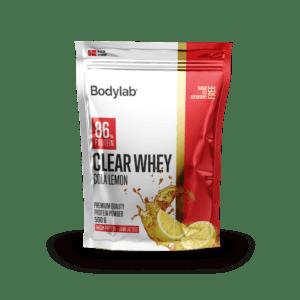 BodyLab Clear Whey Cola Lemon (500g)