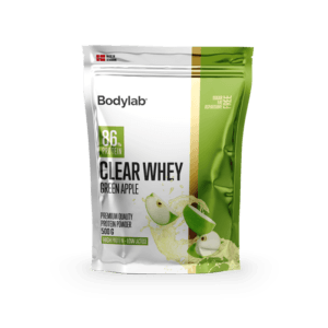 BodyLab Clear Whey Green Apple Proteinpulver (1 x 500 g)