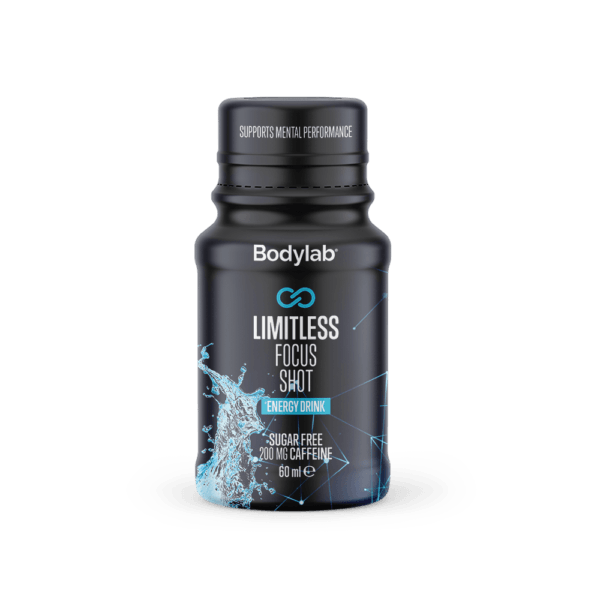 BodyLab Limitless Focus Shot Energy Drink (1 x 60 ml)