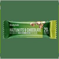 BodyLab Protein Bar Hasselnød & Chocolade (1 x 55 g)