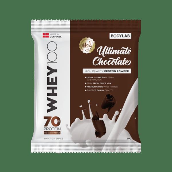 BodyLab Sample Whey 100 Ultimate Chocolate (1 x 30 gram)