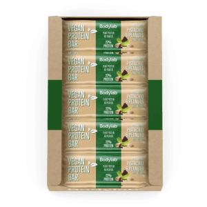 BodyLab Vegan Proteinbar Pistachio & Peanut (1 x 40g)