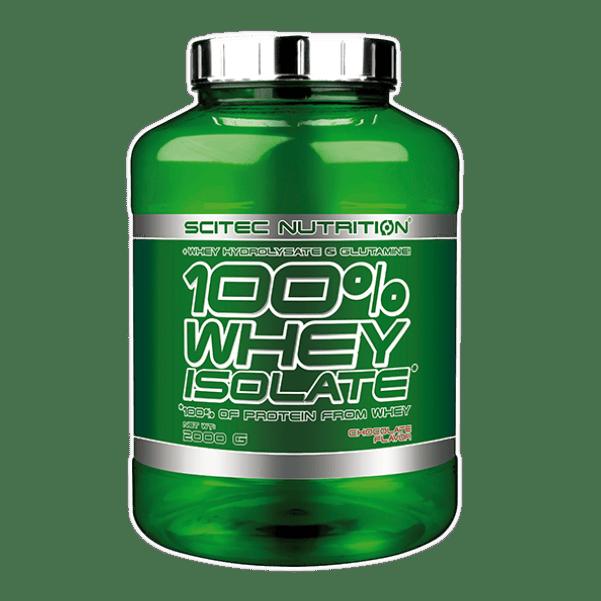 Scitec 100% Whey Isolate (2000 g)
