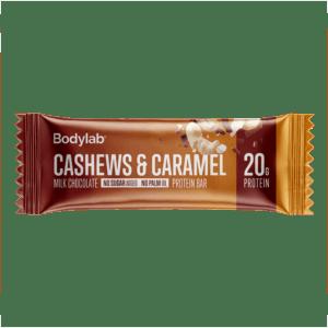 BodyLab Protein Bar Cashewnødder & Karamel (1 x 55 g)