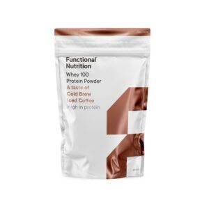 Functional Nutrition Whey 100 (850g)-Cold Brew Iced Coffee