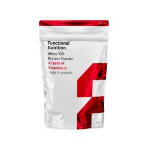 Functional Nutrition Whey 100 (850g)-Strawberry